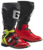 Мотоботы Gaerne G-REACT goodyear red/yellow/black, доставка по России