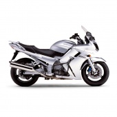 Дуги + слайдеры Crazy Iron Yamaha FJR1300 02-05 для мотоцикла, доставка по России