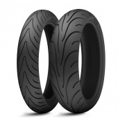 Шина Michelin Pilot Road2 120/70-17 58W TL для мотоцикла, доставка по России